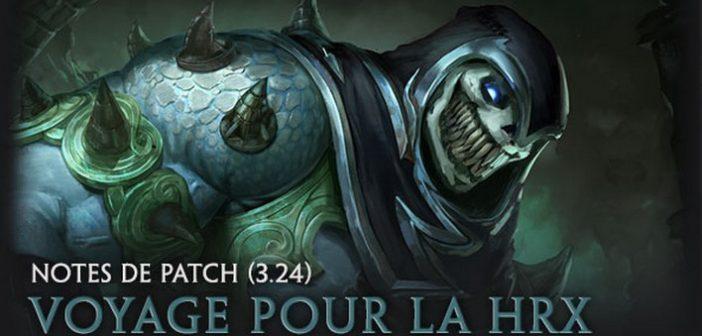 """Smite date les nouveautés de son patch 3.24 """"Voyage pour la HRX"""" !"""
