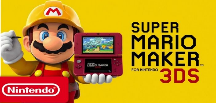 [Test] Super Mario Maker 3DS, un version low cost de l'original