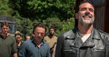 The Walking Dead : le teaser tendu du final de la mi-saison 7 !
