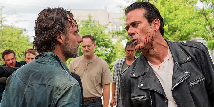 The Walking Dead : un épisode spécial sur Negan dans la saison 8 !