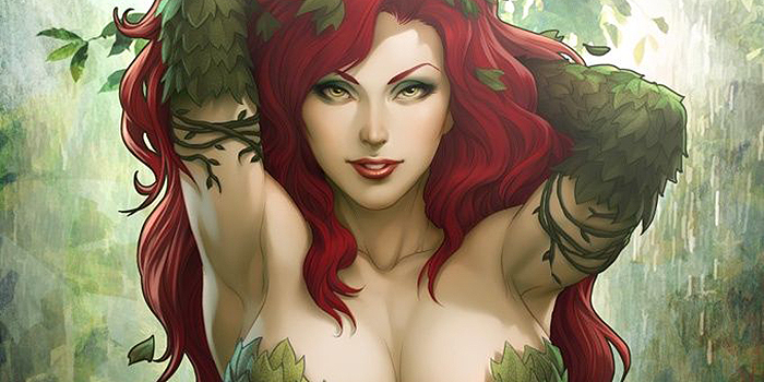 Top 5 des actrices qu'on imagine en Poison Ivy dans Gotham City Sirens !
