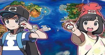 Un record de ventes jamais atteint pour Pokémon Soleil / Lune en France !