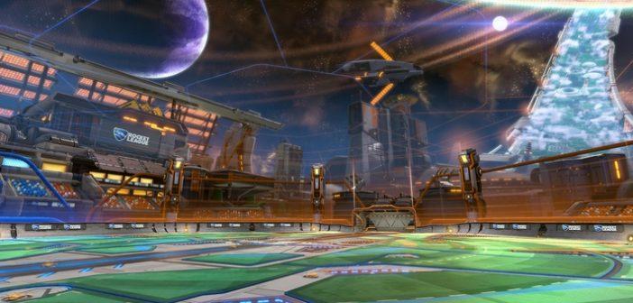 Une nouvelle mise à jour galactique pour Rocket League !