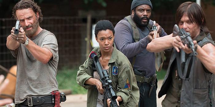 Sasha de The Walking Dead bientôt à la tête de Star Trek : Discovery !