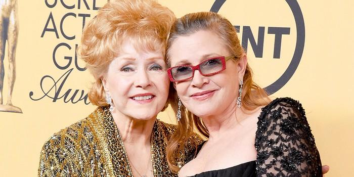 Debbie Reynolds, icône hollywoodienne et mère de Carrie Fisher, est décédée