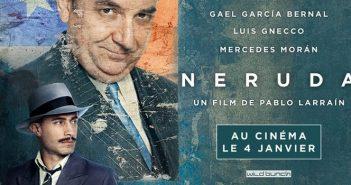 Avant Jackie, Pablo Larrain se penche sur Neruda !