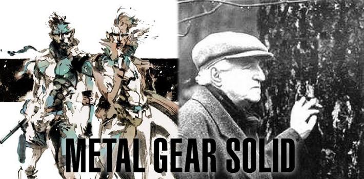 [Le Saviez-Vous?] Le thème de Metal Gear Solid : fruit affreux plagiat ?