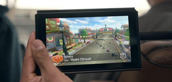 Une batterie inchangeable pour la Nintendo Switch ? Pas sûr !