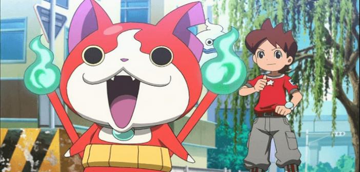Bonne nouvelle BOING diffuse la saison 2 de Yo-kai Watch !