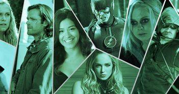 CW renouvèle ses séries super-héroïques et trois autres pour 2017-2018 !