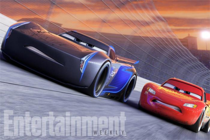 Cars 3 se dévoile avec des images et un teaser