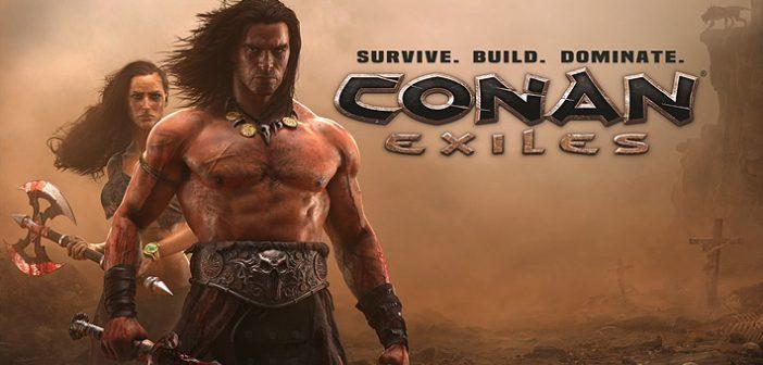 Funcom nous offre la redifusion du live stream concernant leur futur titre très prometteur Conan Exiles, ainsi que d'un nouveau trailer orienté making of.