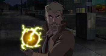 Constantine réapparaitra sur CW, mais de façon illustrée !
