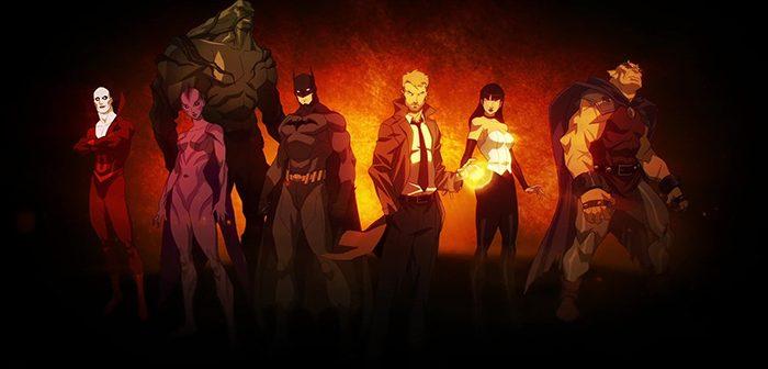 [Critique] Justice League Dark : la toute puissance de DC Comics, l'animation !