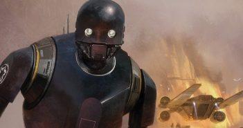 [Critique Livre] Tout l'art de Rogue One : A Star Wars Story (et ses secrets)