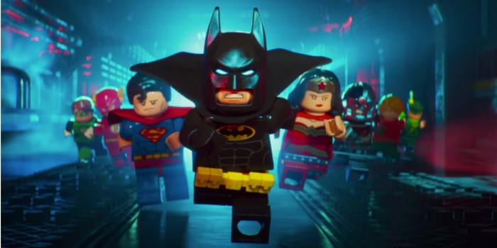 Deux footballeurs français au casting vocal de Lego Batman