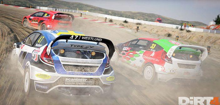 Les développeurs de chez Codemasters et Koch Media passent en quatrième vitesse avec Dirt 4. Pour annoncer l'événement, un nouveau trailer rentre en piste !