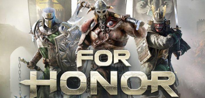 For Honor dévoile sa la date de sa bêta fermée !