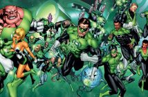 Green Lantern Corps film