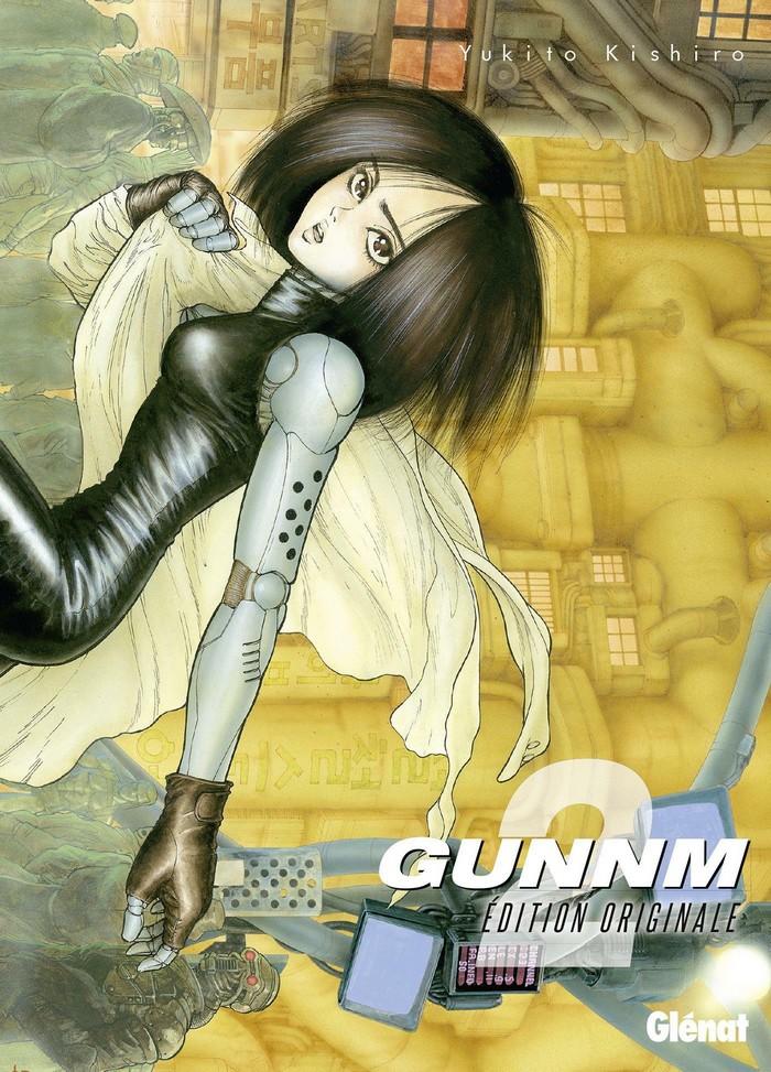[Critique Manga] Gunnm T2: quand l'amour s'en mêle