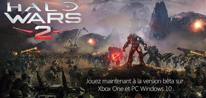 343 Industries et Creative Assembly vous proposent fièrement d'essayer leur prochain jeu, Halo Wars 2 sur Xbox One et Windows 10.