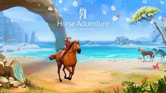 Horse Adventure: Tale of Etria, l'aventure équestre sur mobile !