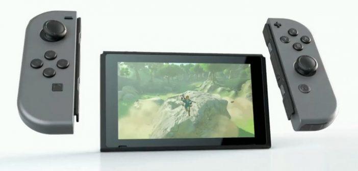 Quelles possibilités offrent les Joy-Cons sur Nintendo Switch ?