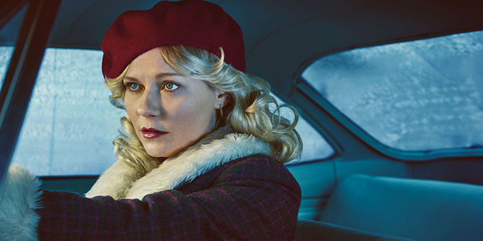 Kirsten Dunst sera à l'affiche de la nouvelle série produite par Clooney !