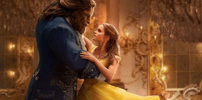 La Belle et la Bête s'opposent sur une nouvelle (jolie ?) affiche