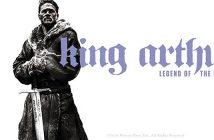 Le Roi Arthur s'élève dans au rang de légende dans le teaser !