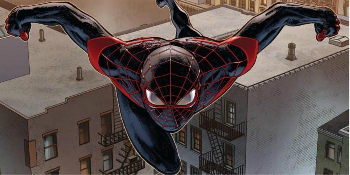 Le Spider-Man du film d'animation n'est pas Peter Parker !