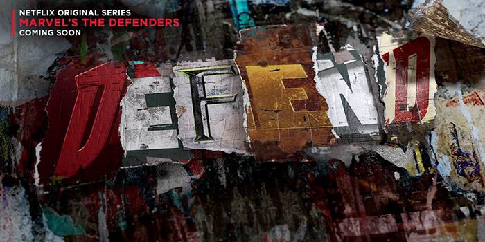 Les Defenders de Netflix s'affichent décontractés lors d'un photoshoot !