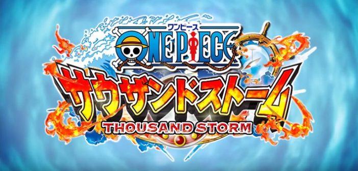 One Piece : Thousand Storm débarquera bel et bien en Europe !