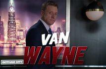 Powerless nous présente Van Wayne, le cousin de Batman !