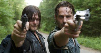 Première photo du retour de The Walking Dead