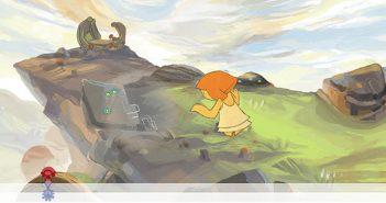 L'événement IndieCade ayant eu lieu aux Arts et Métiers à Paris accueillait les développeurs Tiny Red Camel pour leur futur titre Shrug Island.