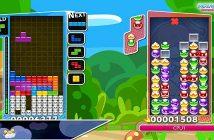 Prenons la bonne vielle franchise Puyo Puyo. Attrapons une bonne pincée de Tetris. Mixons le tout. Celà nous donne Puyo Puyo Tetris : Frantic Four-Player Puzzle Mashup !