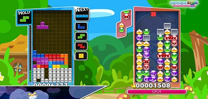 Puyo Puyo Tetris : un mélange culotté plus un nouveau trailer !