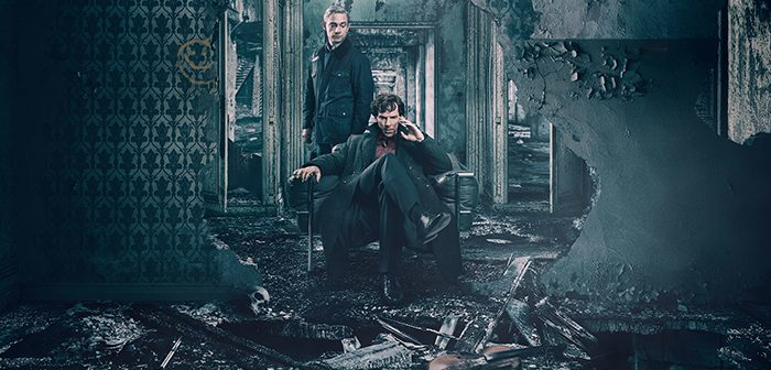 Sherlock : top 5 des moments forts de l'épisode 2 ! Spoilers !