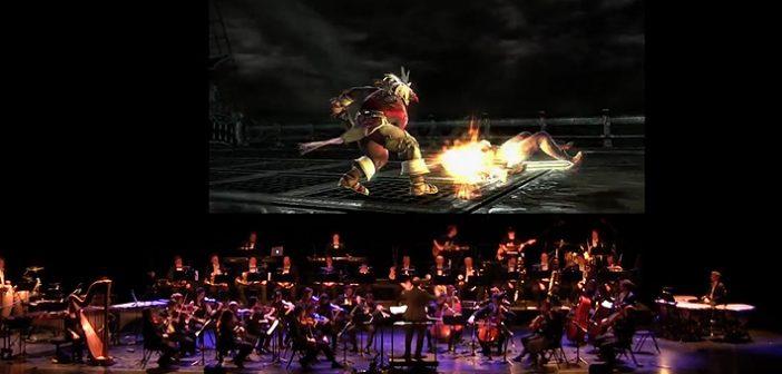 Bandai Namco Entertainement Europe et la Fée Sauvage ajoute un célèbre jeu de baston 3d à sa liste de concerts Orchestral Memories, Soulcalibur.