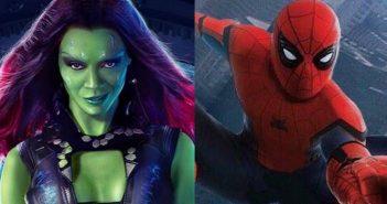 Spider-Man et Gamora rejoignent les Avengers !