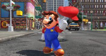 Super Mario Odyssey : quand Mario croque la grosse pomme sur Switch !