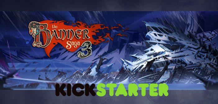 Les développeur indépendants de chez Stoic nous annoncent fièrement le kickstarter de leur prochain épisode, The Banner Saga 3.