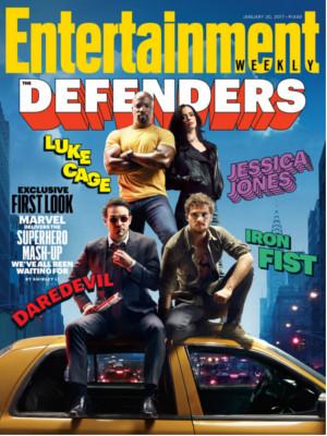 The Defenders : de nouvelles images et l'identité de l'antagoniste dévoilé