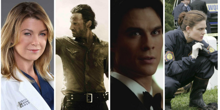 The Walking Dead, Grey's Anatomy, This is Us… : les dates de reprise des séries