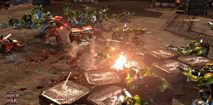 Après un premier épisode fort réussi, Relic et THQ remettent le couvert avec Warhammer 40000 Dawn of War 2. Ce jeu de stratégie en temps réel ajoute à son bestiaire, les tyranides. Vous devrez les affronter dans un jeu techniquement plus évolué et bien plus complet que le premier épisode sorti en 2004. Faites évoluer vos troupes de l'Imperium dans des lieux hostiles grâce à un gameplay revu à la hausse.