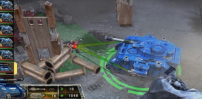 Si vous aimez la série des Xcom, Warhammer 40000 Squad Command est fait pour vous. Ce jeu de stratégie au tour par tour vous opposera aux forces du chaos à travers différentes maps relativement grandes. Le tout se joue sur console portable, PSP et Nintendo DS avec un avantage pour la bonne vielle console de Sony, nous proposant la meilleure version mobile. Optimisez votre unité, équipez vos space marines et partez dignement au combat !
