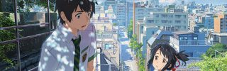 Your Name : plus gros succès historique pour un film d'animation japonais !