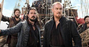 [Critique] Black Sails S4 E1 : la mort approche...