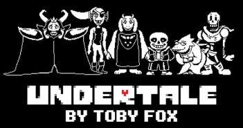 Undertale : Toby Fox dévoile les croquis de son œuvre !